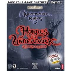 Neverwinter Nights - Hordes of the Underdark, Official Strategy Guide