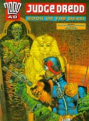 Judge Dredd - Book of the Dead