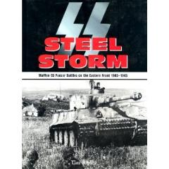 Steel Storm - Waffen-SS Panzer Battles on the Eastern Front 1943-1945