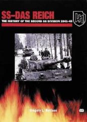 SS-DAS Reich - The History of the Second SS Division, 1941-45