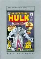 Marvel Masterworks - The Incredible Hulk, Vol. 1