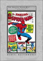 Marvel Masterworks - The Amazing Spider-Man, Vol. 4