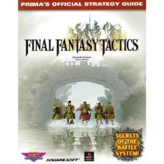 Final Fantasy Tactics - Official Strategy Guide