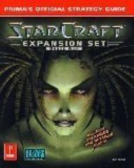 StarCraft Expansion Set - Brood War, Official Strategy Guide