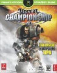 Unreal Championship (Xbox) - Prima's Official Strategy Guide