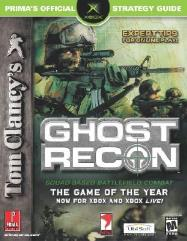 Tom Clancy's Ghost Recon (Xbox) - Prima's Official Stratgey Guide