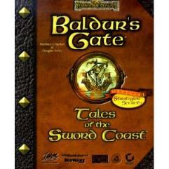 Baldur's Gate - Tales of the Sword Coast, Official Strategies & Secrets