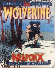 Wolverine - Weapon X - The Origin of Wolverine