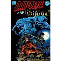 Daredevil and Batman - Eye for an Eye