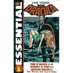 Essential - The Tomb of Dracula #1