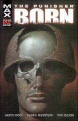 Punisher, The - Max Comics, Born