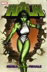 She-Hulk Vol. 1 - Single Green Female