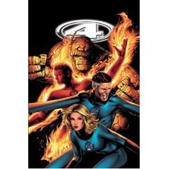 Marvel Knights 4 Vol. 3 - Divine Time
