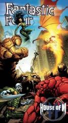 House of M - Fantastic Four/Iron Man