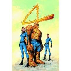 Fantastic Four - The Resurrection of Nicholas Scratch