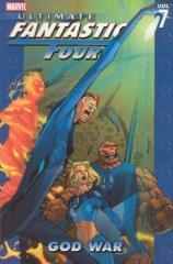 Ultimate Fantastic Four Vol. 7 - God War