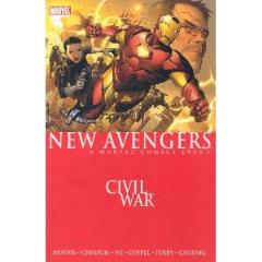 New Avengers, The Vol. 5 - Civil War