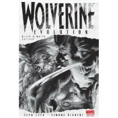 Wolverine - Evolution (Black & White Edition, Premiere Edition)