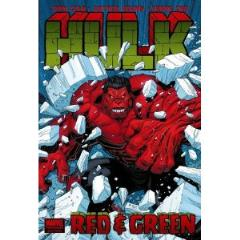 Hulk - Red & Green, Vol. 2 (Premiere Edition)
