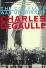 Complete War Memoirs of Charles DeGaulle, The
