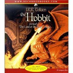 Hobbit, The - Unabridged CD Audio Book