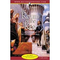 Return of the King, The - Unabridged CD Audio Book