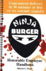Ninja Burger - Honorable Employee Handbook
