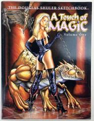 Touch of Magic #1 - The Douglas Shuler Sketchbook