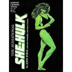 Sensational She-Hulk, The (Graphic Novels)
