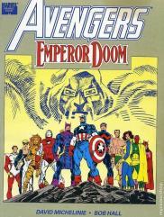 Avengers - Emperor Doom (1st Printing)