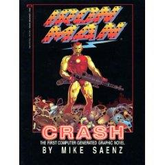 Iron Man - Crash