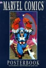 Marvel Comics Posterbook