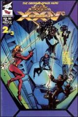 Buck Rogers #2 w/Battle for the Sprawls