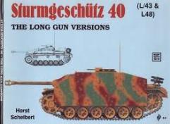 Sturmgeschutz 40 - The Long Gun Versions