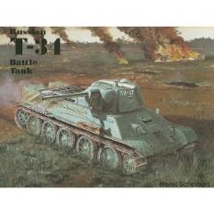 Russian T-34 Battle Tank
