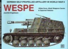 German Self-Propelled Artillery in World War II - Wespe