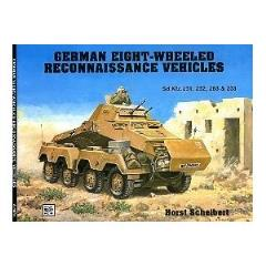 German Eight-Wheeled Reconnaissance Vehicles