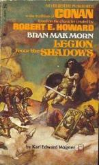 Bran Mak Morn - Legion From the Shadows