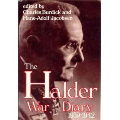 Halder War Diary, The - 1939-1942