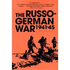 Russo-German War, The - 1941-45