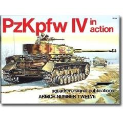PzKpfw IV in Action