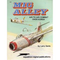 MiG Alley - Air to Air Combat Over Korea