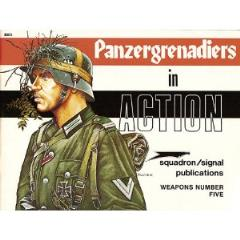 Panzergrenadiers in Action
