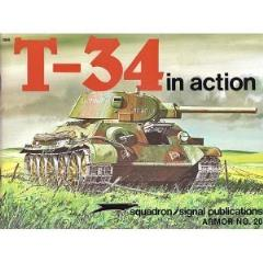 T-34 in Action