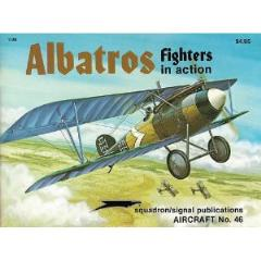 Albatros Fighters in Action