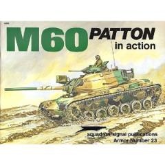 M60 Patton in Action