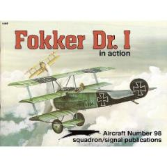 Fokker Dr. I in Action