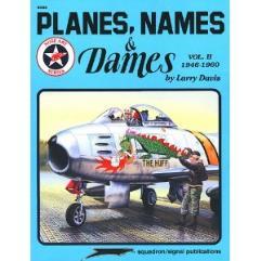 Planes, Names & Dames #2 - 1946-1960