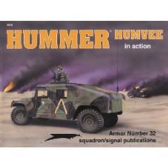 Hummer Humvee in Action