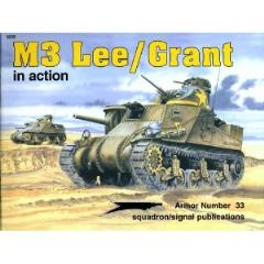 M3 Lee/Grant in Action